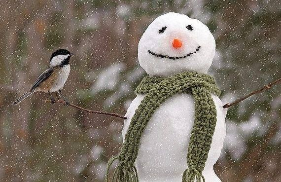 online dating snowman
