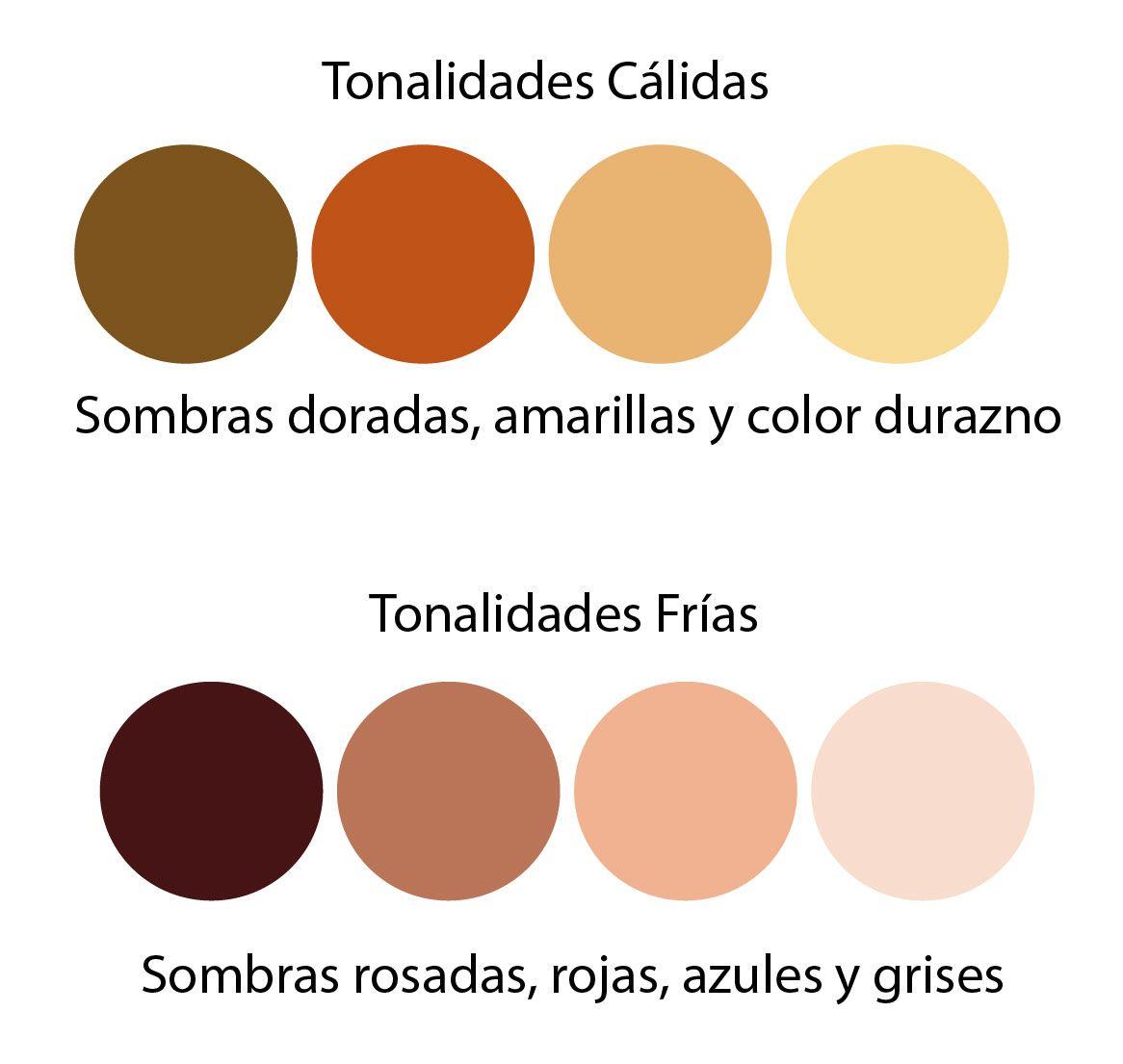paleta de colores segun tu color de piel  Buscar con