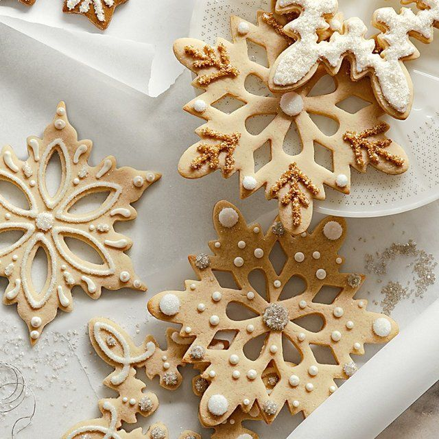 Fancy - Giant Snowflake Stainless-Steel Cookie Cutters