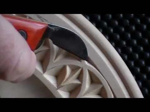 My chip carving proper technique youtube chip carving chip