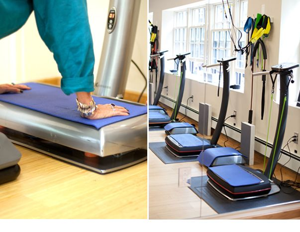 A strong body and stronger bones in 18 minutes? FOF investigates vibration training.