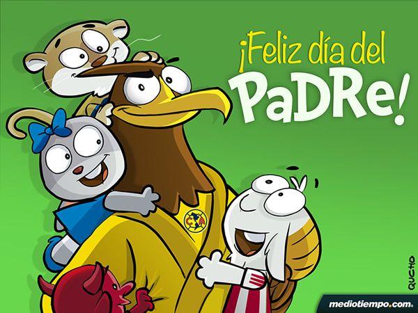 Feliz d a del padre club america pinterest feliz d a - Solicitar tarjeta club dia ...