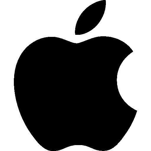 Recursos Gráficos para todos in 2020 Apple logo, Black