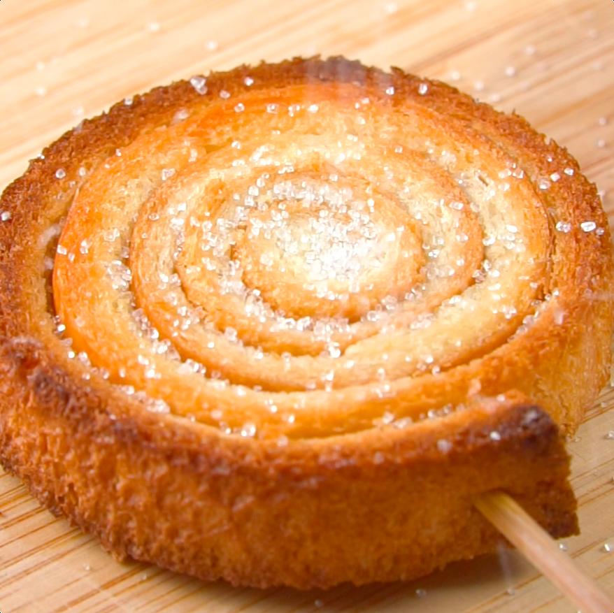 レシピ 耳 おかず の パン