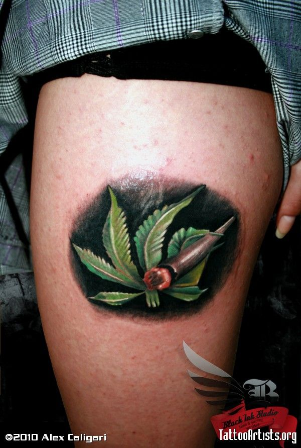 Pin weed backgrounds image by bigbitchtina on photobucket for Weed tattoo images