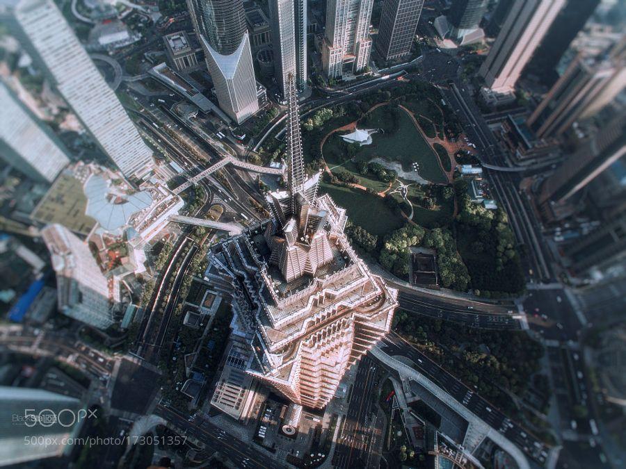 skyscraper by BlackStation
