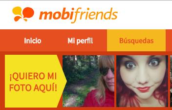 conocer gente ligar buscar pareja y chat gratis   mobifriends