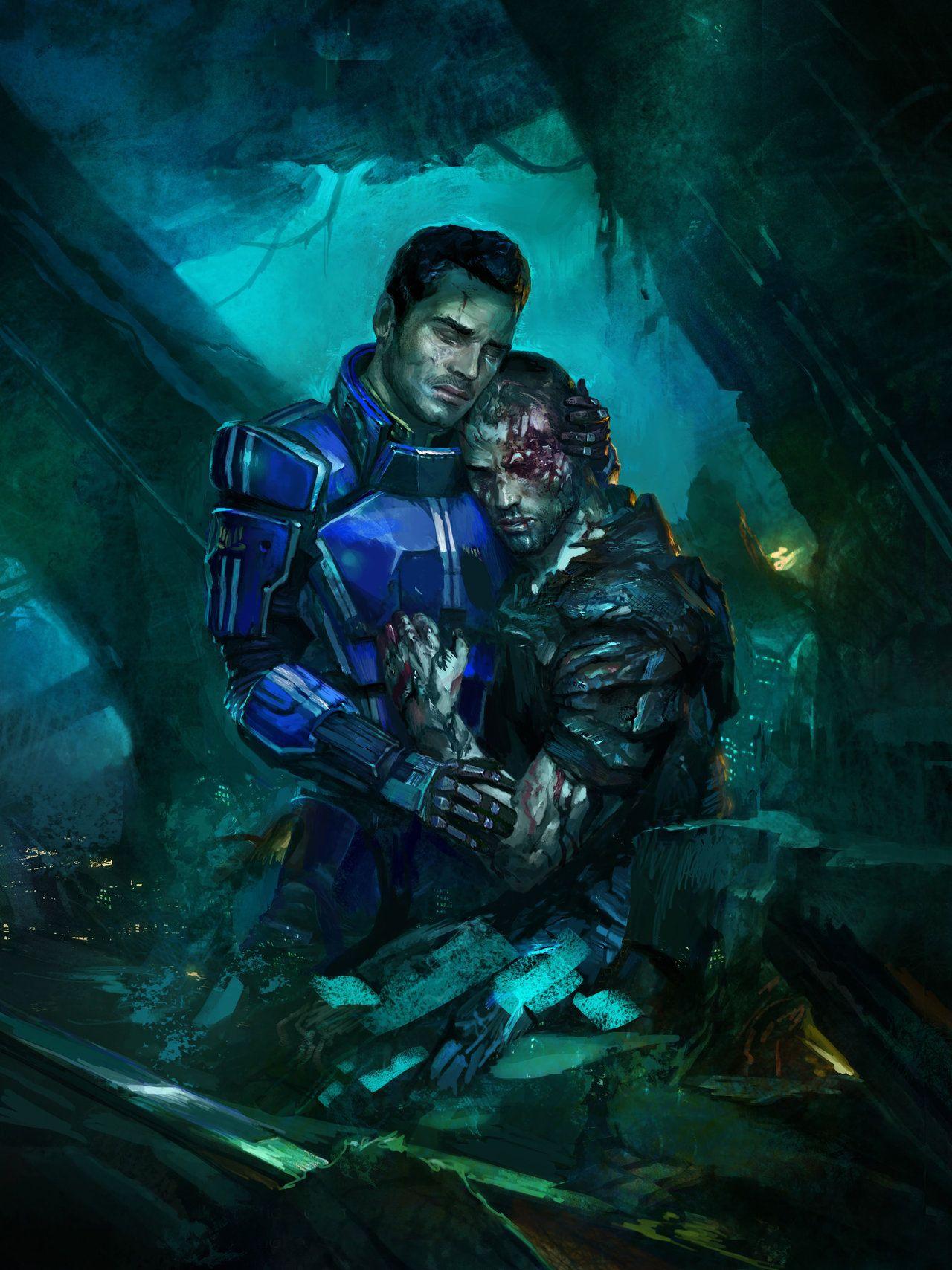 Face Model For Commander Shepard Google Search Me M