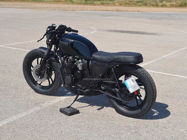 1984 Yamaha XJ 550 Photos, Informations, Articles - Bikes
