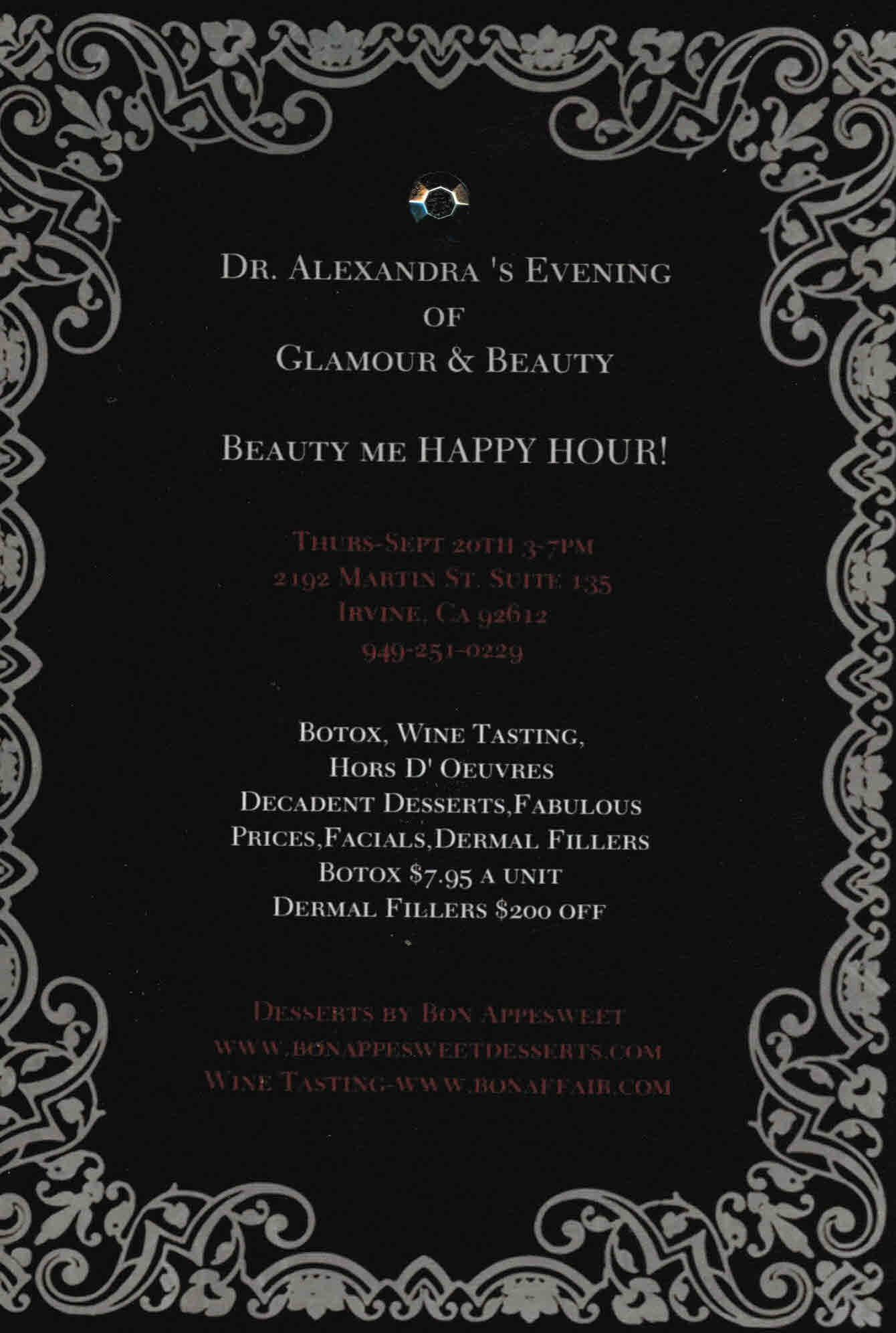 Botox Parties Beauty Me Happy Hour My Business Simply