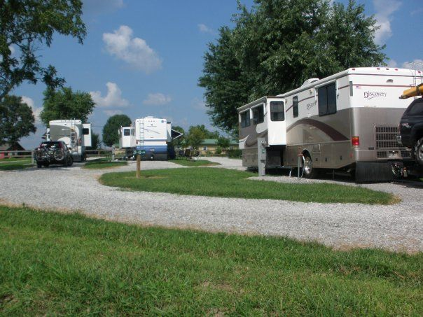 Mountain Glen RV Park 6182 Brockdell Road Pikeville, TN 37367 (877) 716