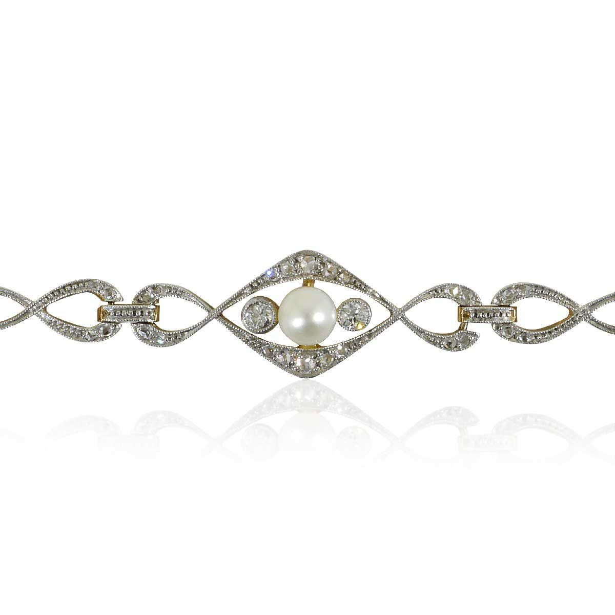 Pin Auf Bracelet Armband