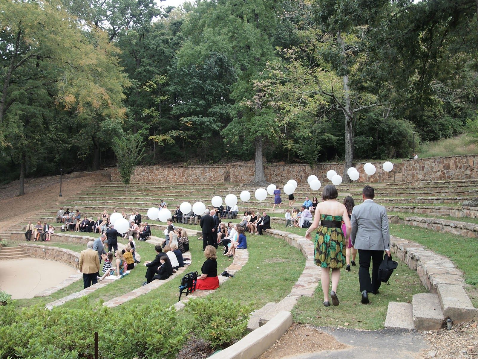 Ampitheater Wedding At Avondale Park Birmingham Google Search
