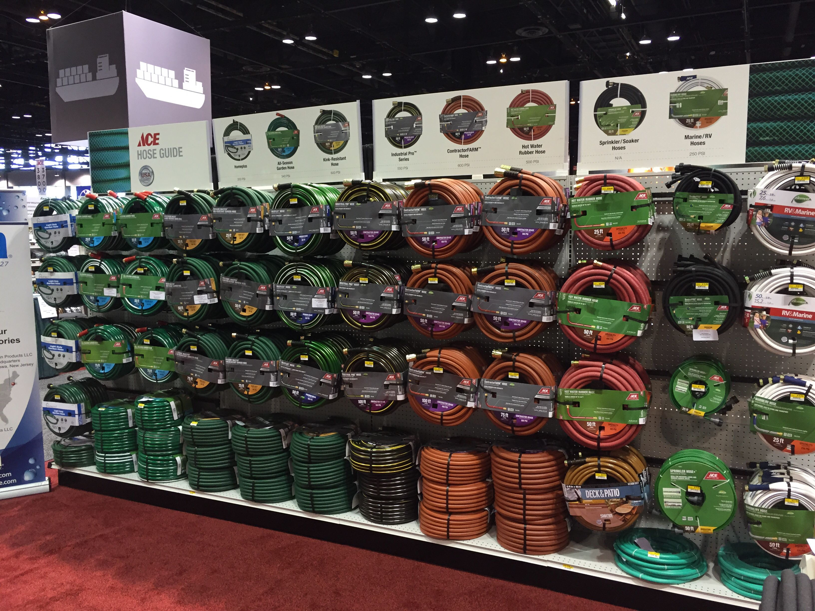 Garden Hose Display Hardware Retail Displays In 2019