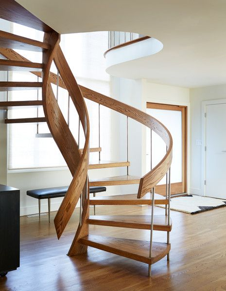 Midcentury Photos Staircase Decor Spiral Stairs Design Staircase Design