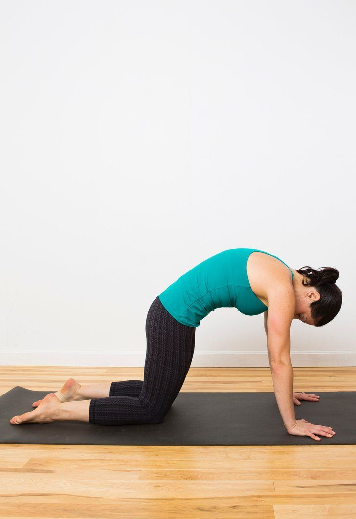 A Truly Beginner Yoga Sequence to Stretch You Out | Yoga