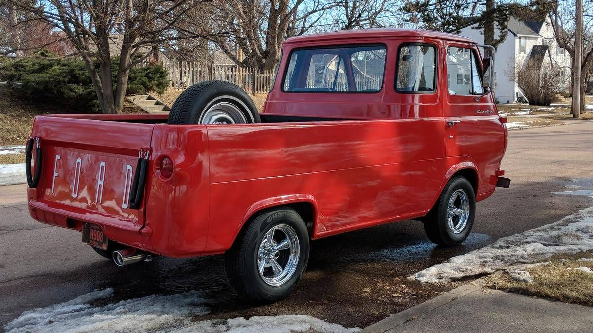 1961 Ford Econoline For Sale 2084143 Hemmings Motor News Cars