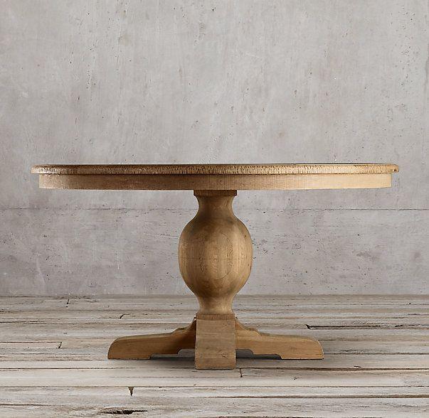 French Urn Pedestal Round Dining Table Round Dining Table Dining Table French Urns
