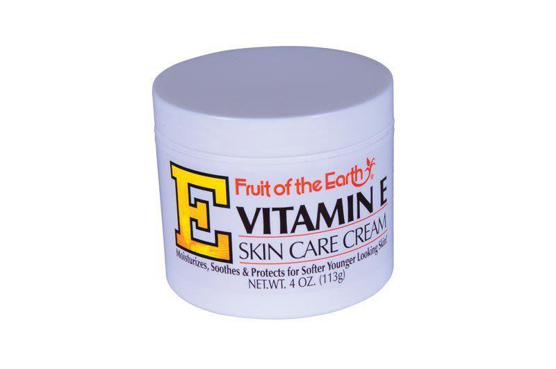 Fruit Of The Earth Cream 113 Gms Vitamin E Fruit Vitamin E Vitamins