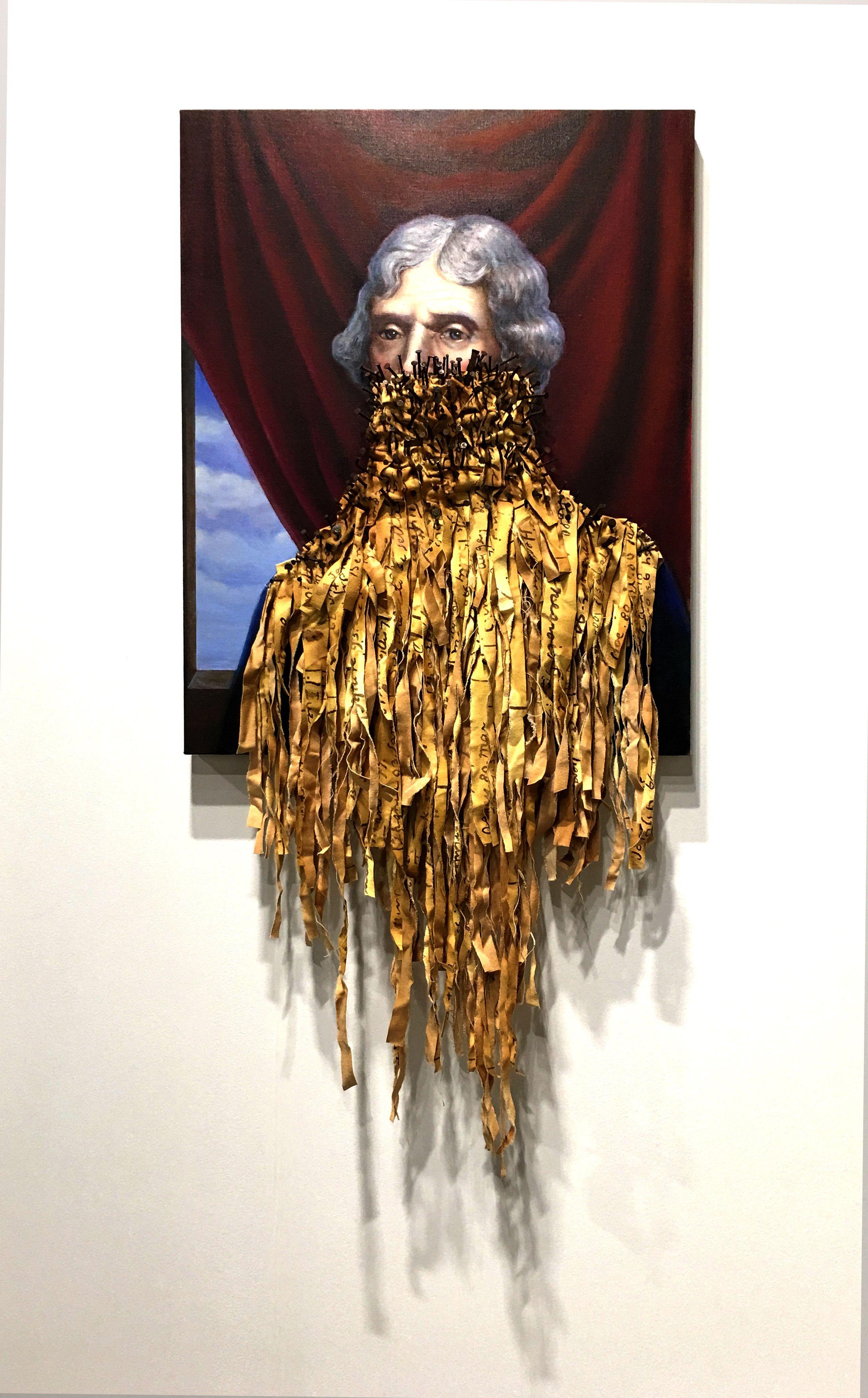 20 Pieces Of Trump Protest Art From Art Basel Miami Beach Protest Art Art Popular Art