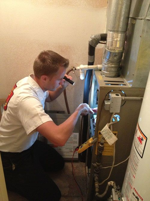 Plumbing Utah Heating Air