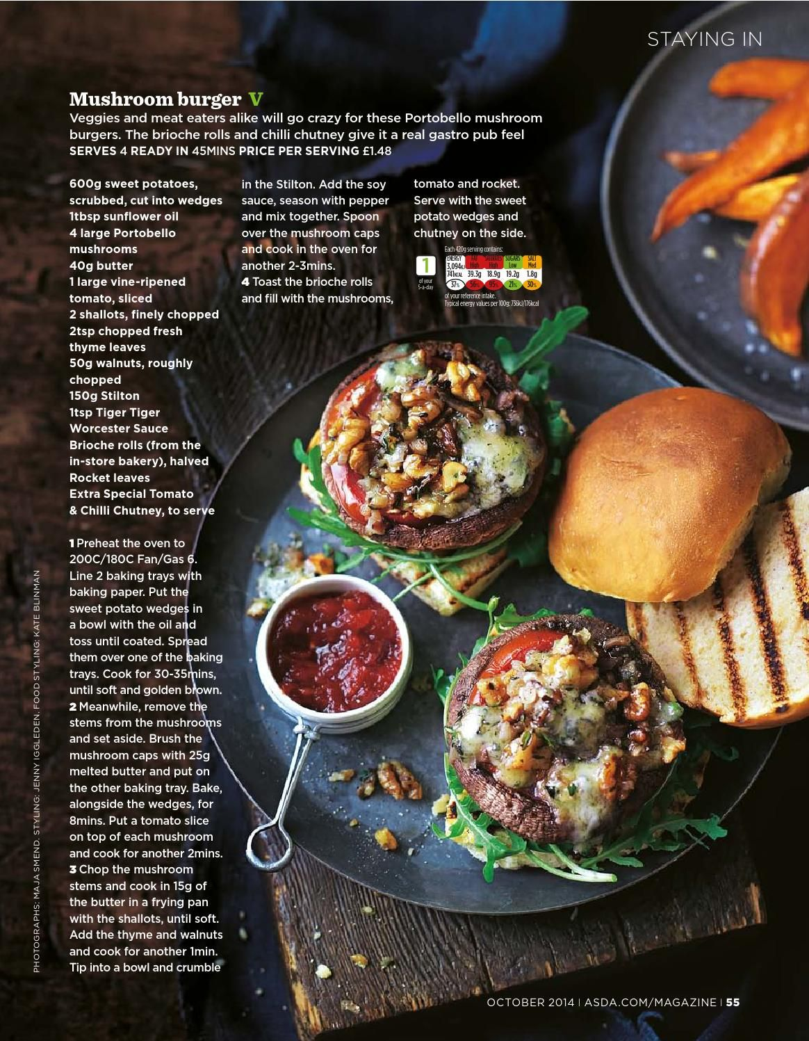 Asda Magazine - October 2014 by Asda - issuu