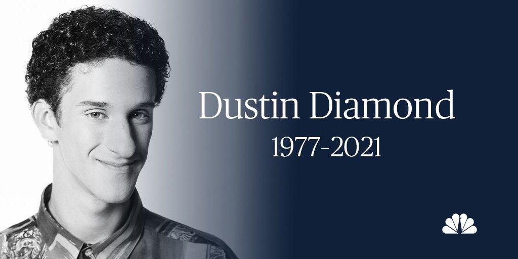 Dustin Diamond 1977 - 2021 in 2021   Dustin diamond, Childhood ...