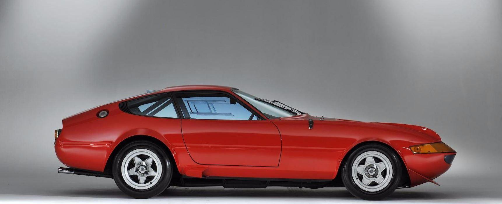 1969 Ferrari 365 Gtb  4  U0026 39 Daytona U0026 39  Berlinetta Competizione