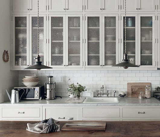 Kitchen Cupboards · Elle Decor ...