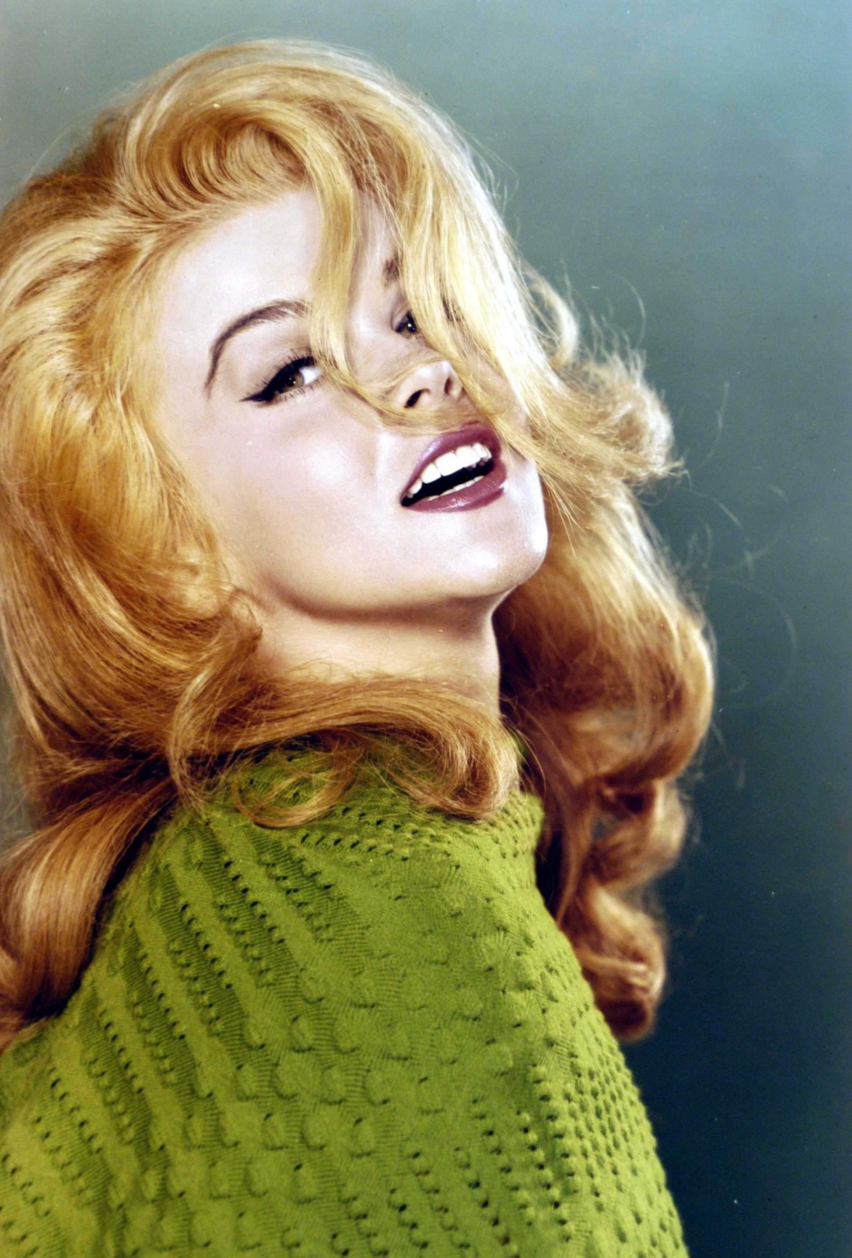Ann-Margret is still a beauty at 78: See her then and now