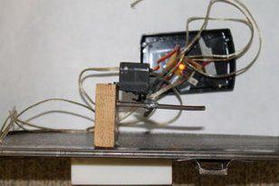 DIY Fingerprint Scanning Garage Door Opener   Garage door ...