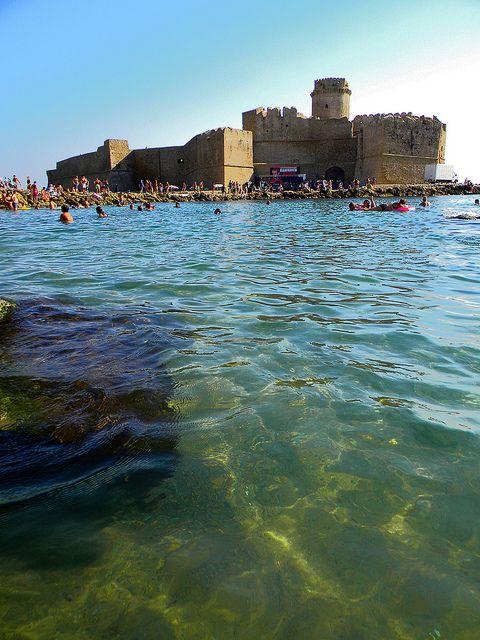 LE CASTELLA (KR) (7) Spiagge e Italia