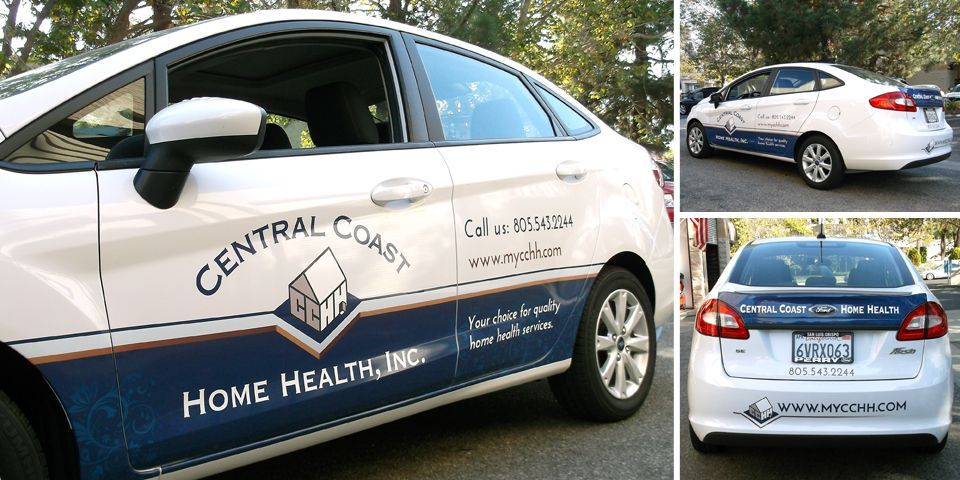 Central Coast Home Health. Professional but not boring.
