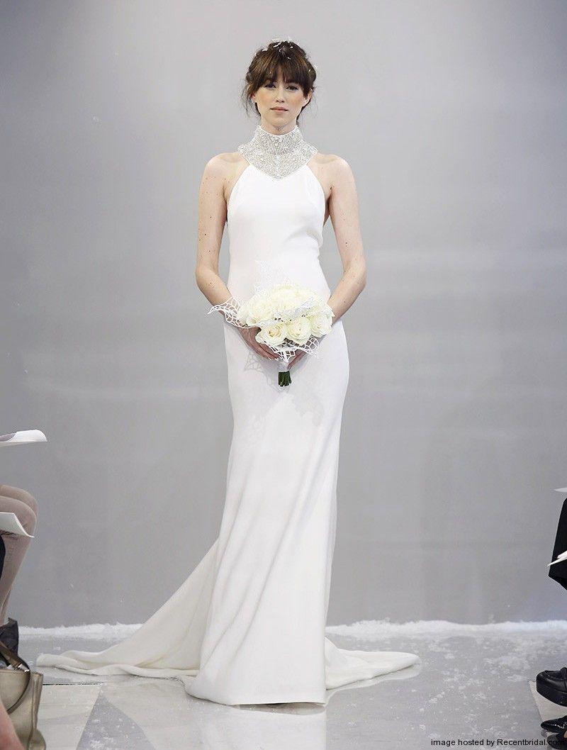 turtle neck | Futuro Wedding | Pinterest | Wedding dress, Weddings ...