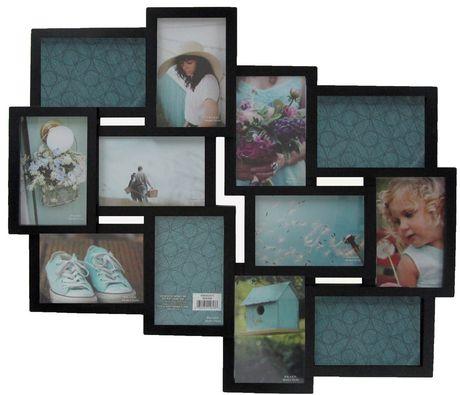 Warner 12 Opening Collage Black Frame New House Pinterest