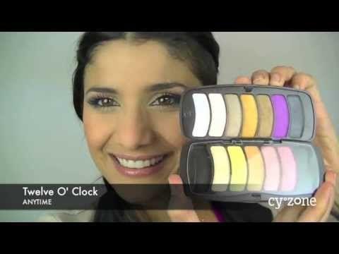 Cy Make Up Tutorial - Twelve O'clock renovadas. ♥