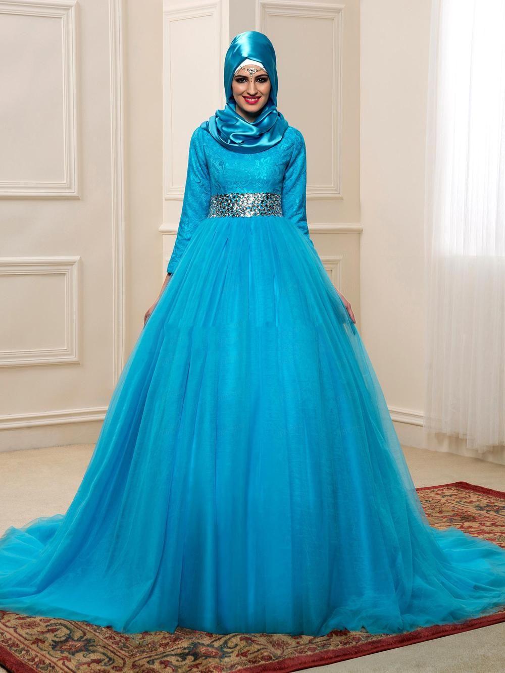 real photos Arab Dubai gold lace beaded evening dresses 2018 heavily ...