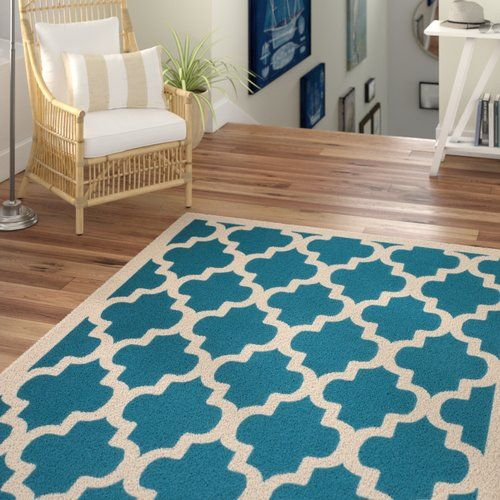 Fairmont Park Tabitha Turquoise Area Rug In 2019 Rugs