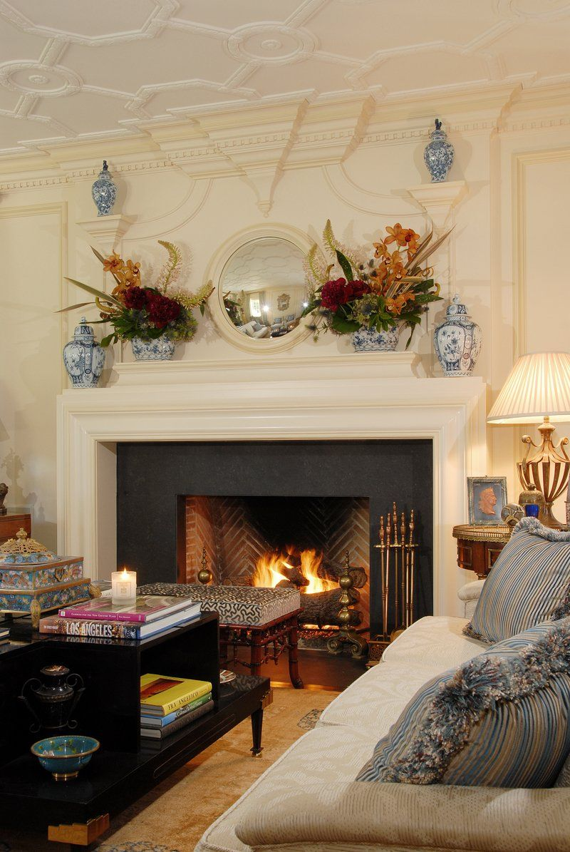 Traditional Victorian Colonial Living Room By Timothy Corrigan With Images: Traditional Living Room In Los Angeles, CA By Timothy Corrigan, Inc.