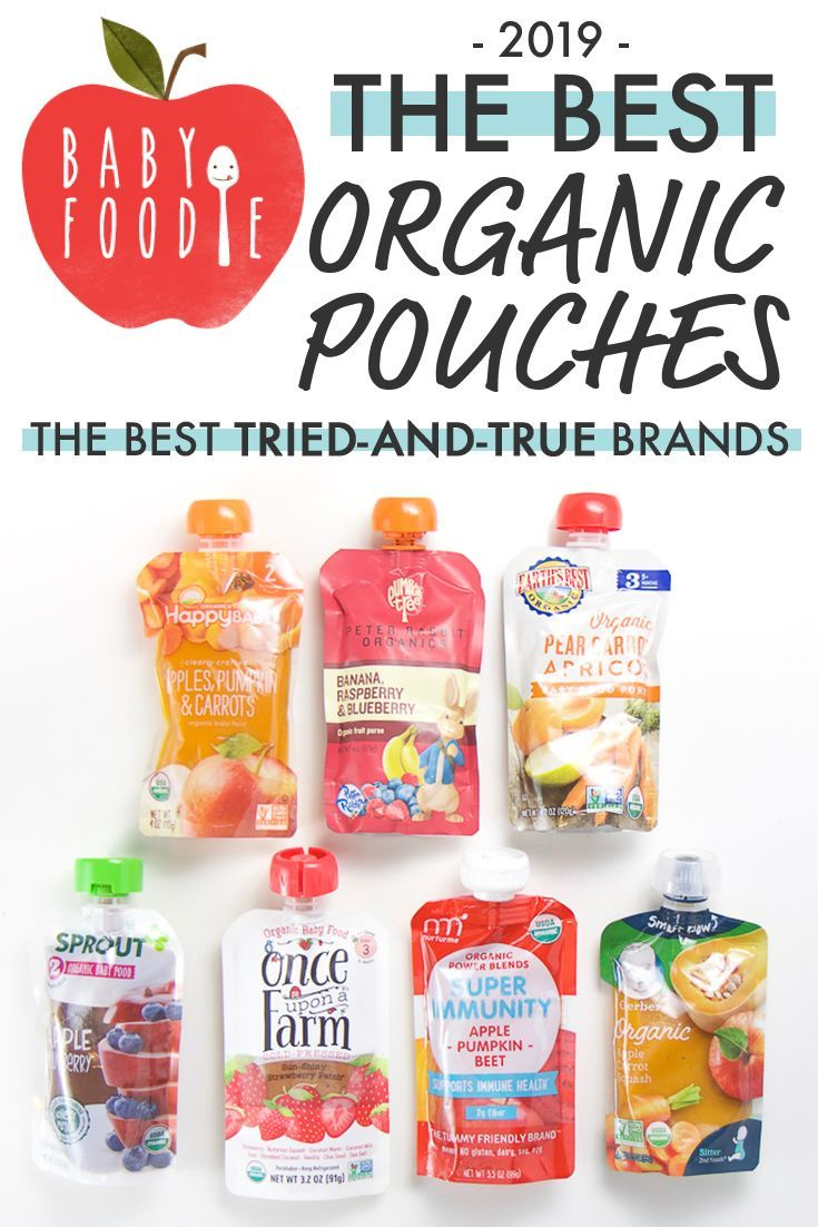 9 best organic baby food pouches expert review best