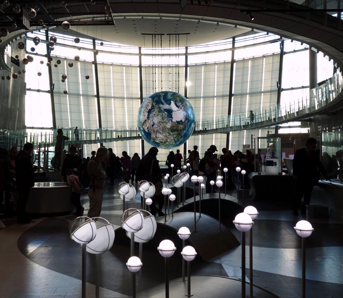 Tesyasblog Miraikan The National Museum Of Emerging Science And Tiket Garden By Bay Dewasa Ini Jpy620 Untuk Orang Dan Jpy210 Anak Jika Anda Mengunjungi Pada Hari Sabtu Di Bawah