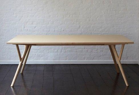 Peggy Rectangular Kuche Tisch Tisch Designer