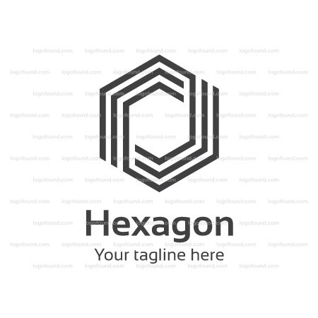 Hexagon Logo Template! Buy logo for $10! Buy Logo! | logo / branding ...
