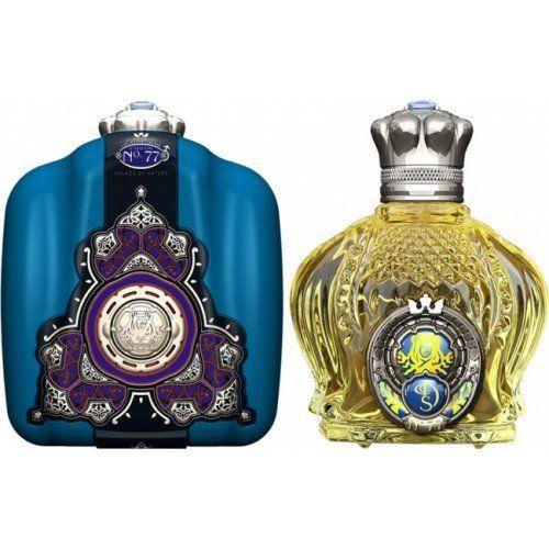 Shaik Opulent Shaik 77 Edp 100ml Men Perfume Luxury Perfume Perfume Bottles