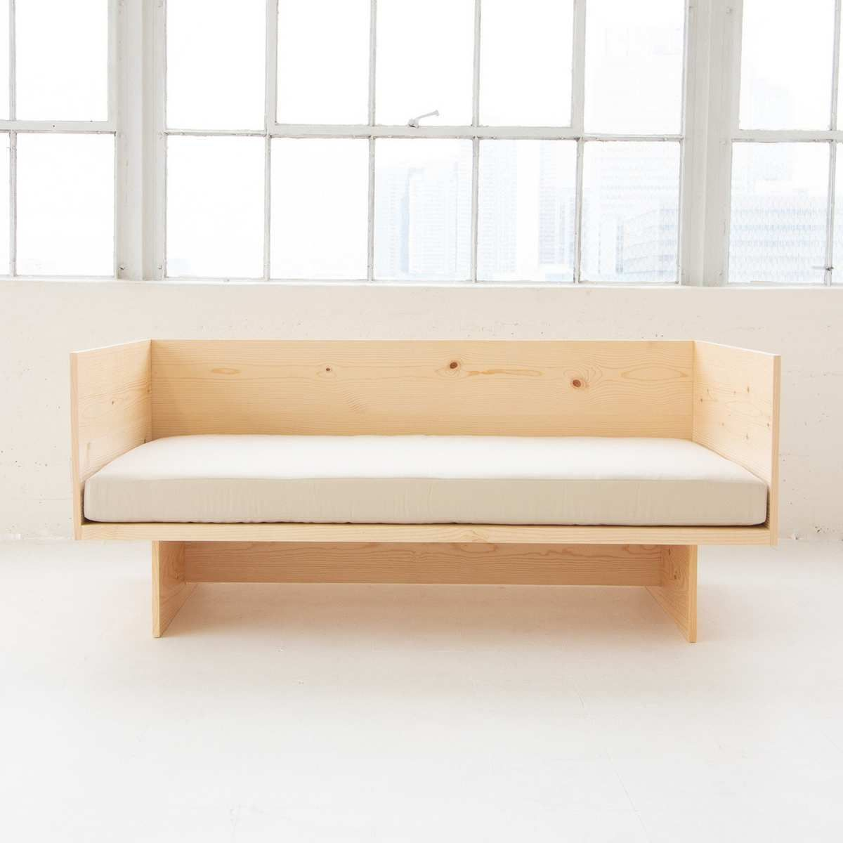 The Diy Donald Judd Furniture Guide Furniture Custom Cushions Wood Screws