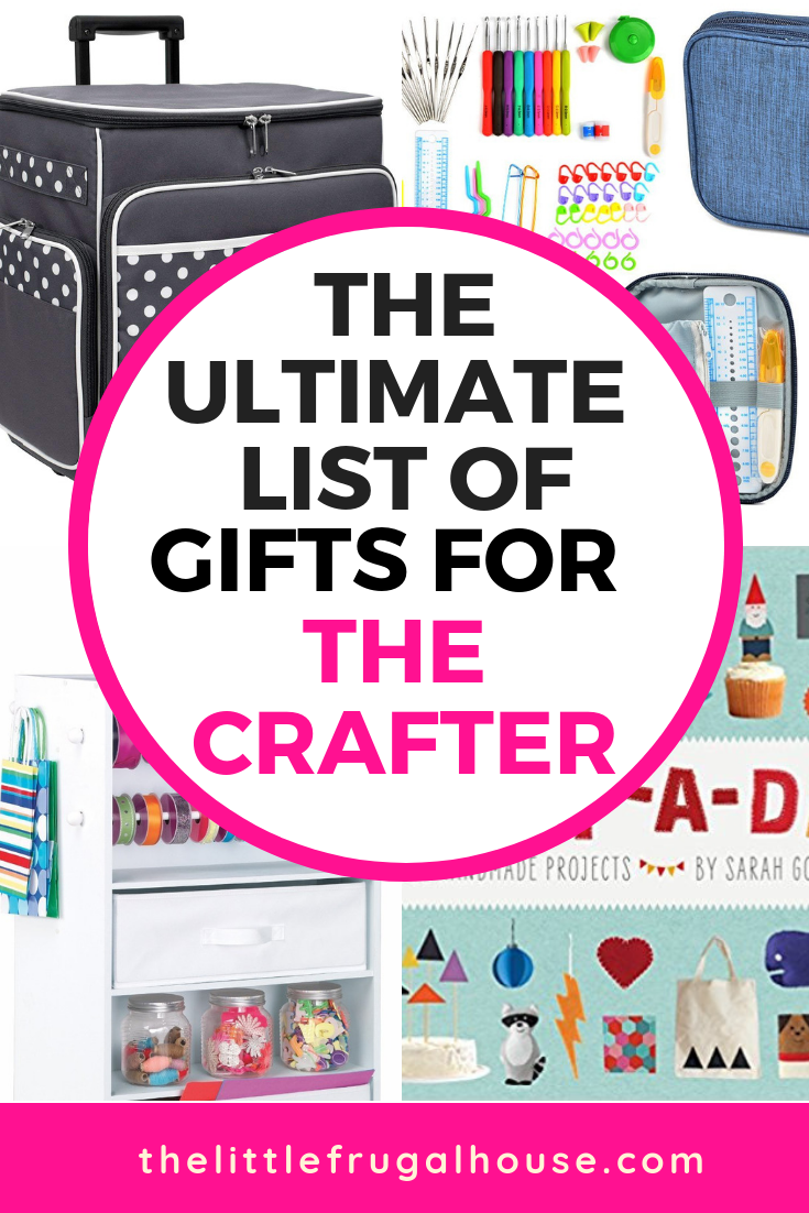 Ping For A Crafty Person On Your List This Is The Ultimate Of Best