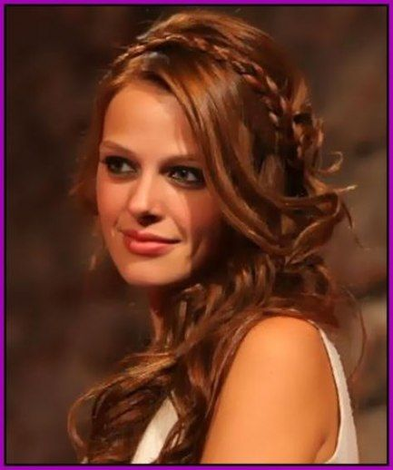 33 Half Up Half Down Wedding Hairstyles To Try Koees Blog: Wedding Hairstyles Brown Half Up 41+ Ideas #wedding