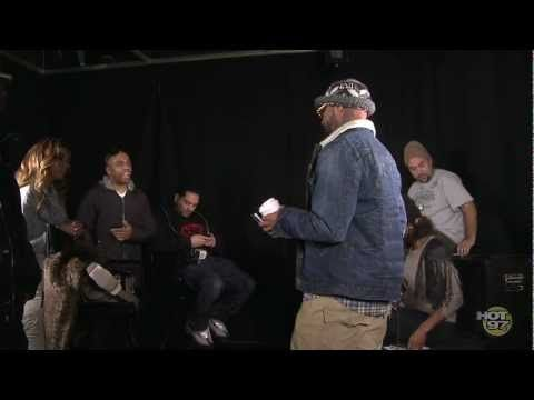 Check out what went down in our Hot97 Studios with Consequence & Joe Budden between our interviews with them.    Twitter:    https://twitter.com/HOT97  Facebook:  https://www.facebook.com/HOT97OFFICIAL  Hot97tv:  http://www.hot97.com/TV/