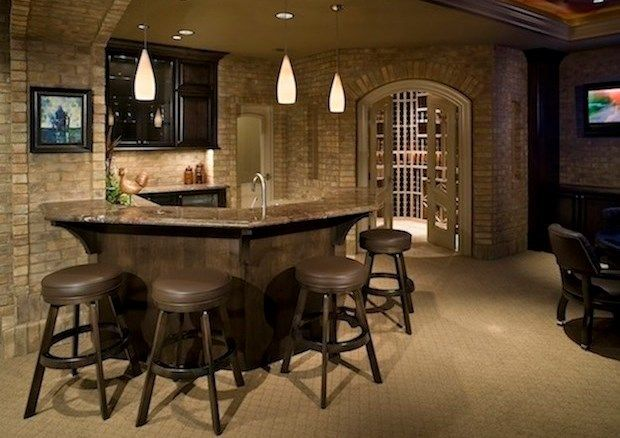 Must haves for setting up a basement bar u basement decor ideas