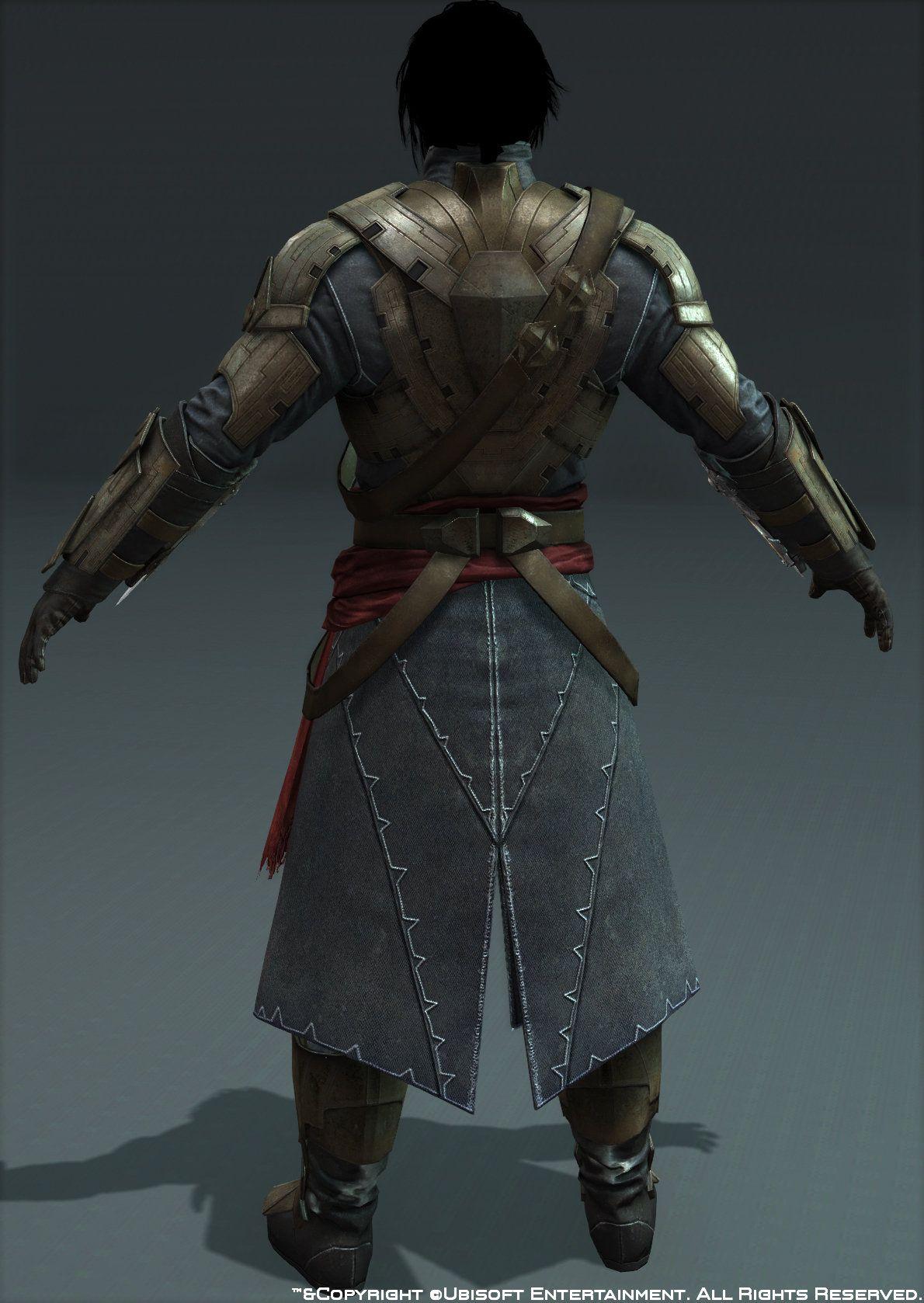 Artstation Assasin S Creed Black Flag Edward Kenway Mayan Outfit Mathieu Goulet Assassins Creed Assassins Creed Black Flag Assasins Creed